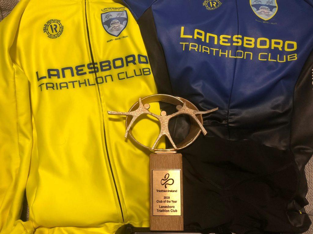 Lanesboro Tri Club - Triathlon Ireland 2019 Club of the Year